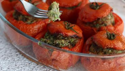 Рецепт наивкуснейших фаршированных помидор