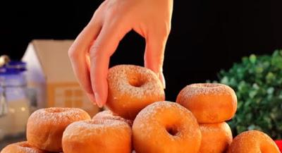 Готовим пышные и ароматные пончики в домашних условиях