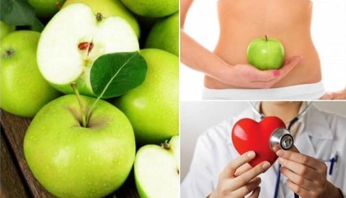 7 причин, благодаря которым вы каждое утро будете съедать по одному зеленому яблоку