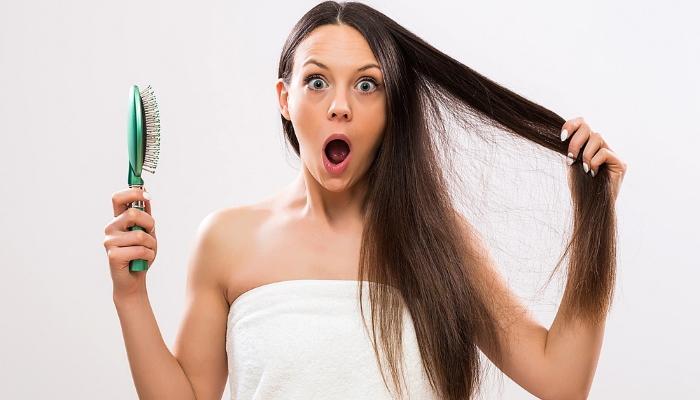 Причины приводящие к сильному выпадению волос