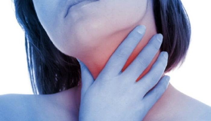кашель - симптом простуды и бронхита