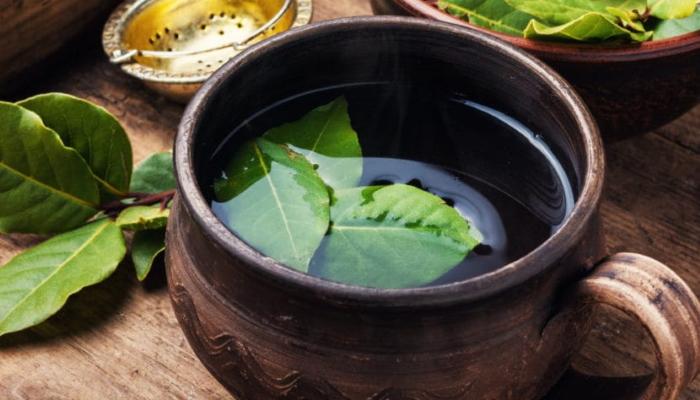 лавровый лист используется в виде настоя или чая