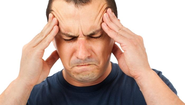 Супер способ для снятия резкой головной боли
