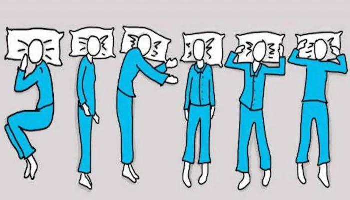 Вы уверенны, что поза, которую вы принимаете во время сна, положительно влияет на здоровье?