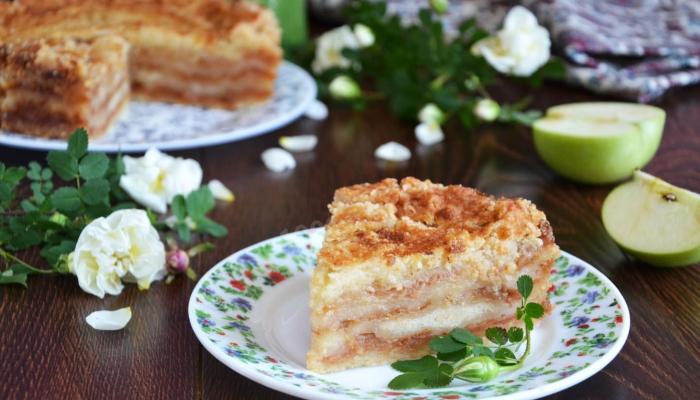 6 рецептов насыпного пирога – проще просто не бывает!