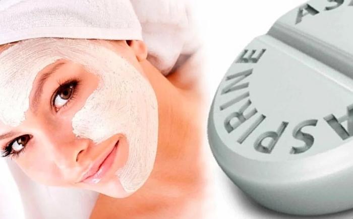 Аспирин – главный ингредиент для безупречного цвета лица без прыщей и морщин!