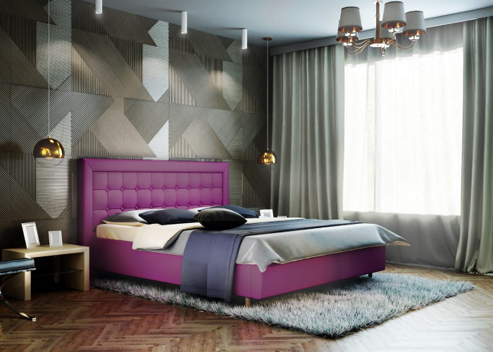 Как правильно поставить кровать в спальне, чтобы обеспечить себе полноценный отдых