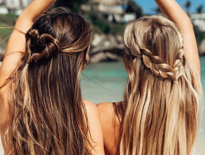 Как придать более светлый оттенок волосам с помощью подручных средств